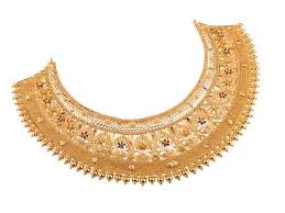 beautiful necklace designs images Bridal gold necklace designs fashion beauty mehndi jewellery jpg