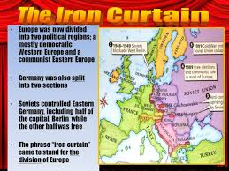 What Does The Phrase Iron Curtain Mean Who Coined The Phrase Iron Curtain What Did It Represent