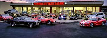 old muscle cars home flemings ultimate garage classic muscle exotic cars for