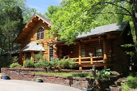 bloomington in log home for sale indiana resort property log