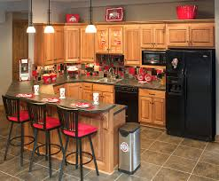 Diy Kitchen Bar by Ohio State Themed Basement Kitchen Or Regular Kitchen It U0027s Your