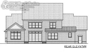 gableview plan 3552 edg plan collection