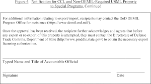 Certification Letter Of Expected Discharge Or Release From Active Duty Exle Federal Register Defense Materiel Disposition