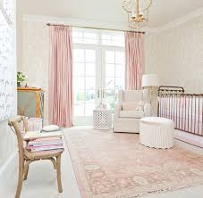 Light Pink Curtains For Nursery Isla S Nursery Reveal And Giveaway Pink Peonies By Rach Parcell
