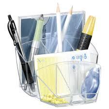 Staples Desk Organiser Cep Ice Black Desk Organiser 580 I Transparent Black Staples