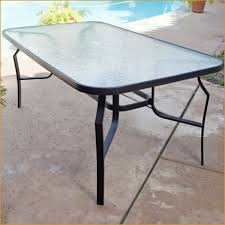 Glass Patio Table And Chairs Replacement Glass Patio Table Enhance Impression Rite Vision