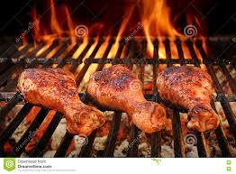 Broil Chicken Legs by Charcoal Broiled Chicken Clipart Image Clipart Collection Bbq