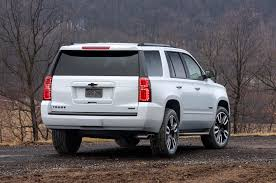 2018 chevrolet tahoe rst is ready to pound pavement automobile