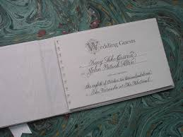 personalized guest books wedding ideas ivory wedding guest book atdisability guests