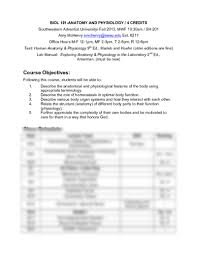 syllabus anatomy u0026 physiology i fall 2014 pdf anatomy