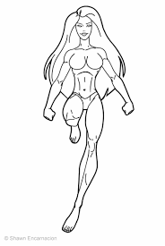 printable 20 superhero coloring pages 4451 wonder woman