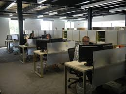 trendy open office floor plan examples back to cubicle decoration