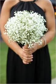 Wedding Flowers For The Bride - best 25 babies breath wedding ideas on pinterest babies breath