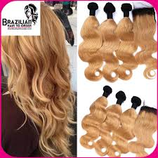 honey weave wave honey hair with closure