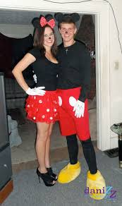 Halloween Costume Minnie Mouse Mickey Mouse Halloween Costume