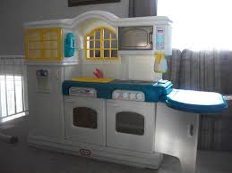Little Tikes Storage Cabinet Hard To Find Very Rare Little Tikes Tykes Country Kitchen Toy
