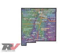 New Mexico Road Map by Maps Update 500592 New Mexico Travel Map U2013 Maps Update 800832
