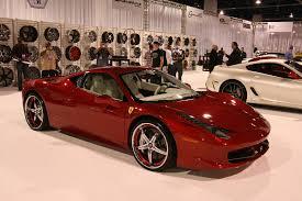 Custom Ferrari 458 Italia Sema 2010 29 Madwhips