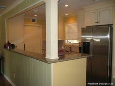 Remodel Small Kitchen Ideas Knocking Out A Wall To Install A Bar My Fifties Kitchen Redo