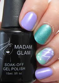 madam glam gel polish nail art adventures in acetone