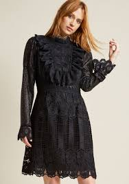 lace dresses in cute vintage styles modcloth