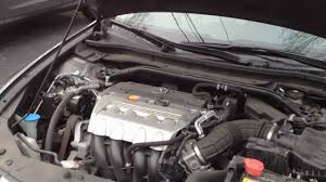 acura tsx oil change hd youtube