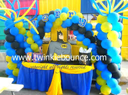 Batman Decoration Batman Balloon Decorations Pictures To Pin On Pinterest Thepinsta