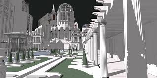 arquitectura fantástica sketchup as of the mind sketchup