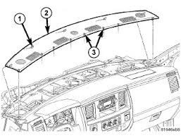 do you have procedure on removal of the ac unit under dash in 2006
