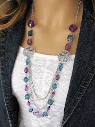making necklace with bead images Best 25 beaded necklaces ideas necklace tutorial jpg