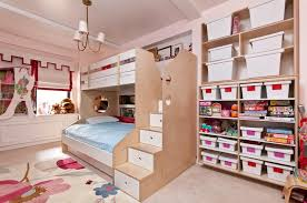 Girls Bedrooms With Bunk Beds Bedrooms For Girls With Bunk Beds