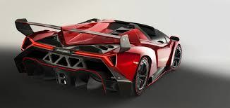 New Lamborghini Veneno - lamborghini veneno roadster revealed
