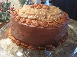 on crooked creek german chocolate cake
