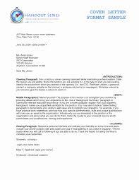 Business Letter Return Address apa business letter format sle new cover letter apa format