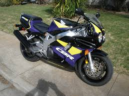 1994 honda cbr900rr one owner bike with 5 985 original miles in