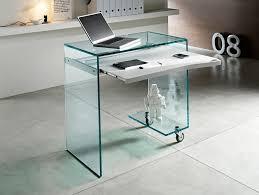 Office Desk Glass Top Metal Computer Desk Glass Office Furniture Modern Glass Office