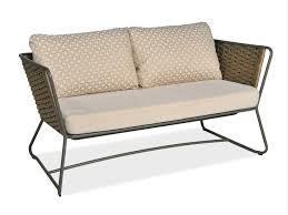 divanetto vimini divani per giardino in rattan arredo giardino roberti rattan