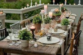 Table Setting Ideas For Any Occasion - Design a table setting