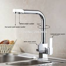 wholesale kitchen sinks and faucets 2018 wholesale drink water faucet kitchen sink mixer tap chrome