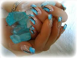 aqua nail art archive style nails magazine