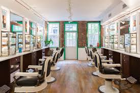 barber shops in nyc where you can get a shave
