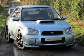 subaru hatchback 2004 subaru impreza wr1 hollybrook sports cars