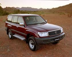 land cruiser 2005 toyota landcruiser review 100 105 series 1998 07