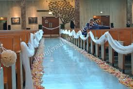 Tulle Decorations Decor Tulle Wedding Aisle Decorations Decoration Ideas Cheap