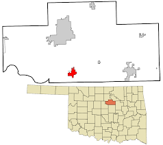 Oklahoma Zip Code Map Perkins Oklahoma Wikipedia