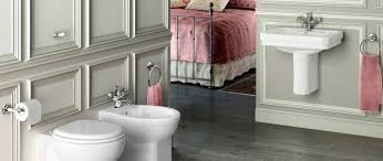 burlington english garden bathroom set basin taps pedestal sets