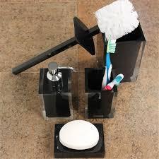 Black Bathroom Accessories by 28 Best Bathroom Accessories Images On Pinterest Bathroom