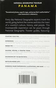 national geographic traveler panama 3rd edition christopher