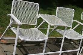 Woodard Patio Furniture Parts Briarwood Wrought Iron High Coil Spring Chair Best Woodard Patio