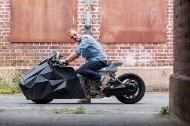 evo custom a buzz about this bmw electric custom mcn